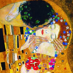 Klimt - The Kiss (Detail) 1000 Piece Jigsaw Puzzle - Eurographics