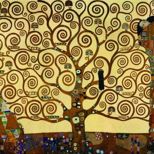 Klimt - Tree of Life 1000 Piece Jigsaw Puzzle - Eurographics