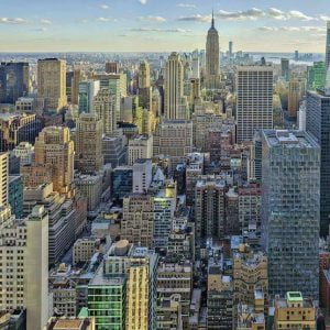 View over New York 2000 Piece Jigsaw Puzzle - Ravensburger