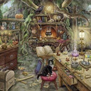 Escape 3 - The Witches Kitchen 759 Piece Jigsaw Puzzle - Ravensburger
