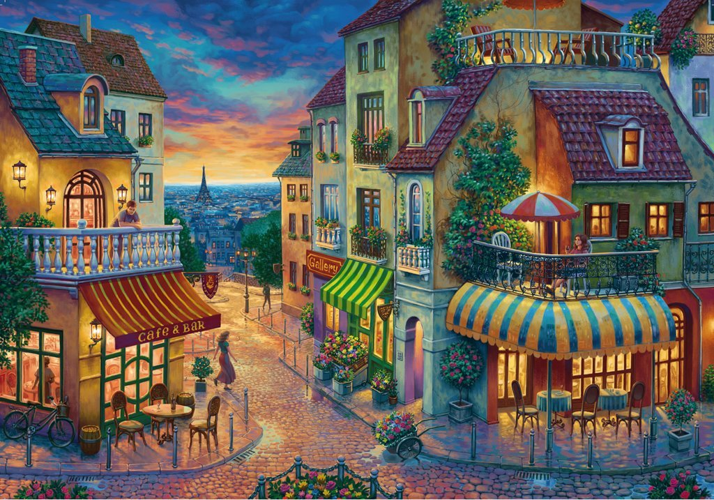 Jigsaw Daily Puzzle
