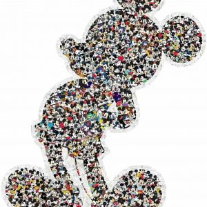 Disney Mickey Mouse Shaped Puzzle - Ravensburger