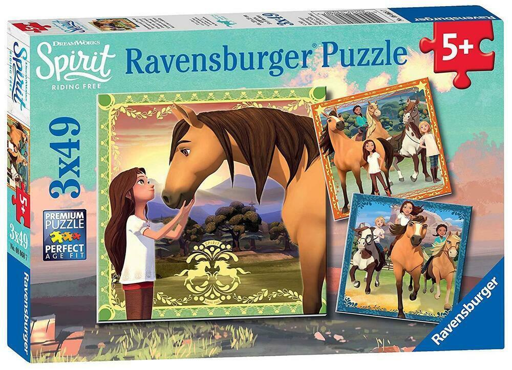 Ravensburger DreamWorks Spirit XXL 300pc Jigsaw Puzzle