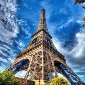Eiffel Tower 1000 Piece Jigsaw Puzzle - Anatolian