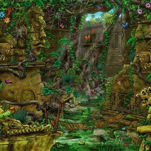 Escape 2 - The Temple Grounds 759 Piece Jigsaw Puzzle - Ravensburger