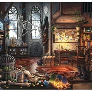 Escape 5 - Dragon Laboratory 759 Piece Jigsaw Puzzle - Ravensburger
