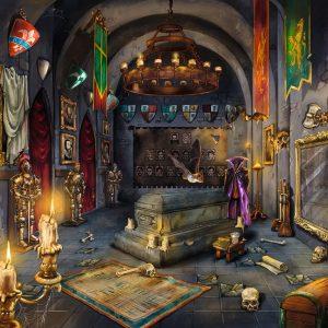 Escape 6 - Vampire Castle 759 Piece Jigsaw Puzzle - Ravensburger