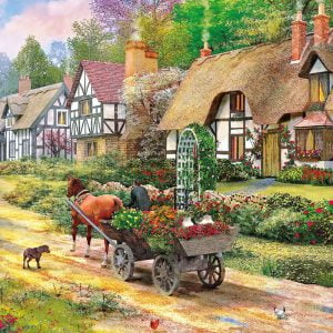 Heading Home 636 Piece Jigsaw Puzzle - Gibsons