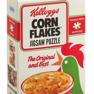 Kelloggs cornflakes 500 Piece Jigsaw Puzzle - Gibsons