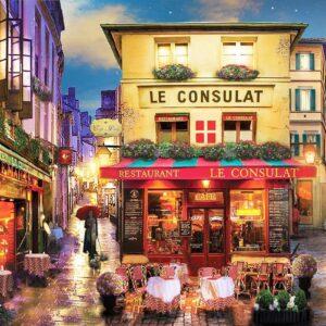 Meet Me In Paris 1500 Piece Puzzle - Anatolian