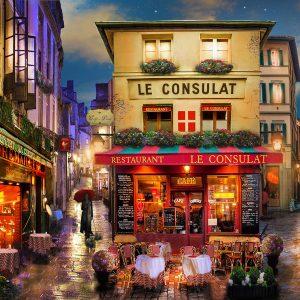 Meet Me In Paris 1500 Piece Jigsaw Puzzle - Anatolian