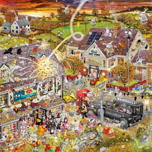 Mike Jupp - I Love Autumn 1000 Piece Jigsaw Puzzle - Gibsons