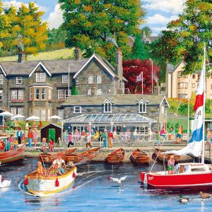 Summer in Ambleside 500 Piece Jigsaw Puzzle - Gibsons