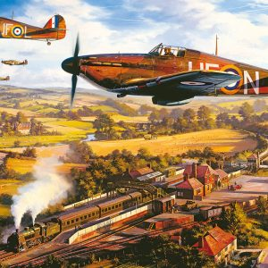Tangmere Hurricanes 500 Piece Jigsaw Puzzle - Gibsons