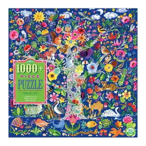 Tree of Life 1008 Piece Jigsaw Puzzle - eeBoo