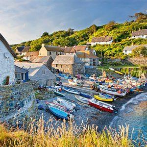 Cadgwith Cornwall 1000 Piece Jigsaw Puzzle - Jumbo