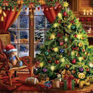 Christmas Memories 1000 Piece Jigsaw Puzzle - Sunsout