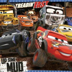 Disney Cars Mudders 100 XXL Piece Jigsaw Puzzle - Ravensburger