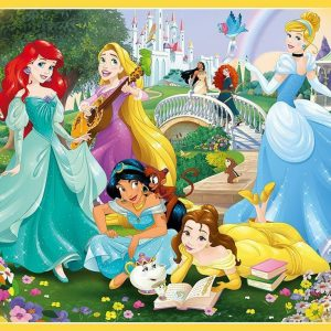 Disney Princess - Dare to Dream 100 XXL Piece Jigsaw Puzzle - Ravensburger