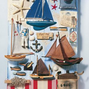 Maritime PotPourri 1000 Piece Jigsaw Puzzle - Schmidt