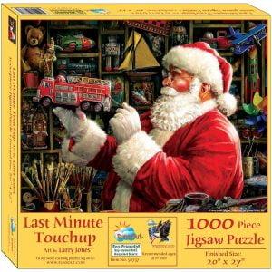Last Minute Touchup 1000 piece Jigsaw Puzzle - Sunsout
