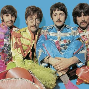 The Beatles - Sergeant Pepper 1000 Piece Jigsaw Puzzle - Ravensburger