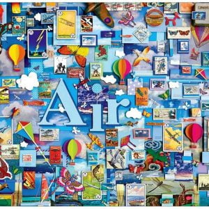 Air 1000 Piece Jigsaw Puzzle - Cobble Hill