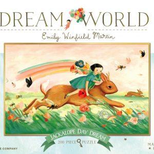 Dream World - Jackalope Day Dream 200 Piece Jigsaw Puzzle
