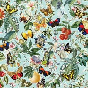 Fruit & Flutterbies 1000 Piece Jigsaw Puzzle - Cobble Hill