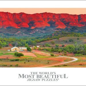 Ken Duncan - Arkaba Woolshed, SA 748 Piece Jigsaw Puzzle - The World's Most Beautiful