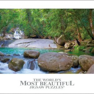 Ken Duncan - Josephine Falls, QLD 748 Piece Jigsaw Puzzle - World's Most Beautiful