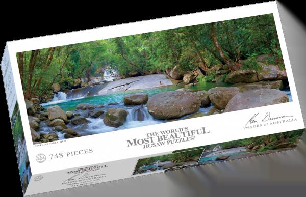 Ken Duncan - Josephine Falls, QLD 748 Piece Jigsaw Puzzle - World's Most Beautiful