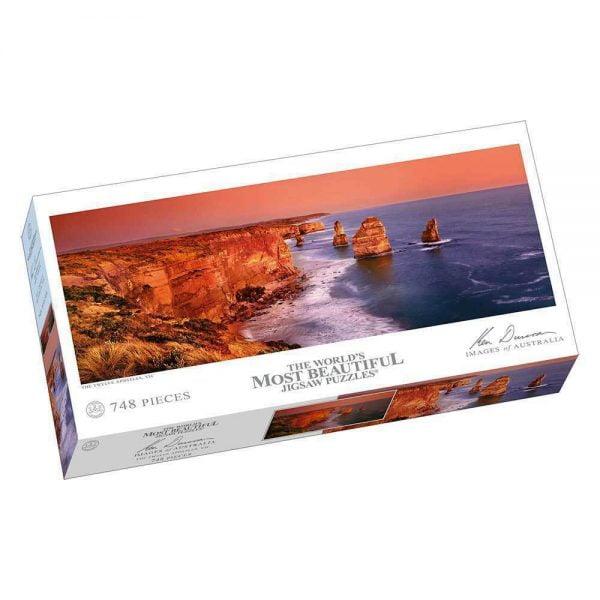 Ken Duncan - The Twelve Apostles 748 Piece Jigsaw Puzzle - World's Most Beautiful