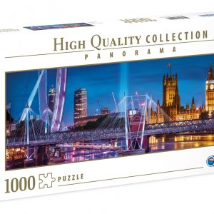 London Panoramic Jigsaw Puzzle - Clementoni