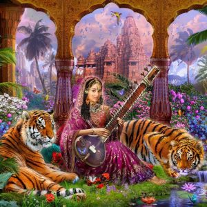 Mistress of the Pridelands - Indian Harmony - Holdson