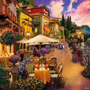 Monte Rosa Dreaming 500 Piece Jigsaw Puzzle - Clementoni