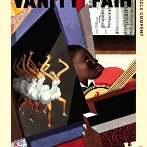 New York Puzzle Company - Vanity Fair Jazz Dance 750 Piece Jigsaw Puzzle