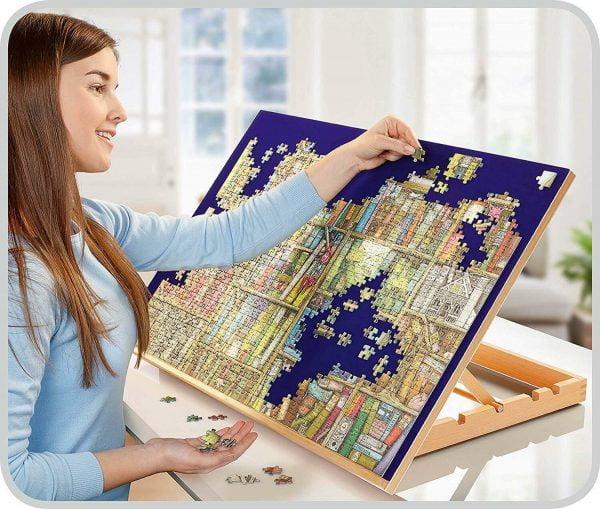 Non-Slip Velour Surface Puzzle Board - Ravensburger