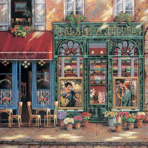 Palais Des Fleurs 1500 Piece Jigsaw Puzzle - Educa