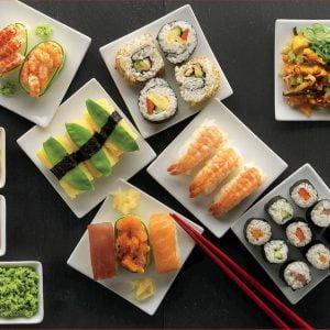 Sushi 500 Piece Jigsaw Puzzle - Educa