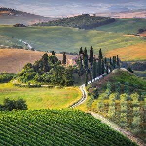 Tuscany 1000 Piece Jigsaw Puzzle - Clementoni