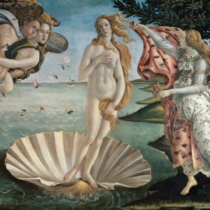 Botticelli - Birth of Venus 1000 Piece Jigsaw Puzzle - Eurographics