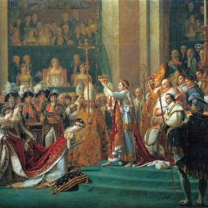Coronation of Napoleon 2000 Piece Jigsaw Puzzle - Tomax