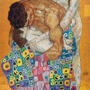 Klimt - The Family 1000 Piece Jigsaw Puzzle - Eurographics