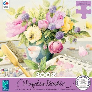 Morjolein Bastin - Garden Inspiration 300 Piece Jigsaw Puzzle - Ceaco