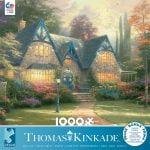 Thomas Kinkade - Windsor Manor 1000 Piece Jigsaw Puzzle - Ceaco