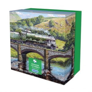 Crossing the Ribble Gift Puzzle - 500 Piece - Gibsons