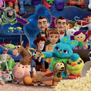 Disney Pixar Toy Story 4 - 100 XXL Piece Jigsaw Puzzle - Ravensburger