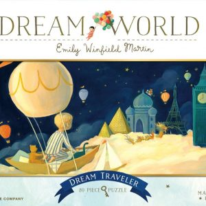 Dream World - Dream Traveler 80 Piece Jigsaw Puzzle