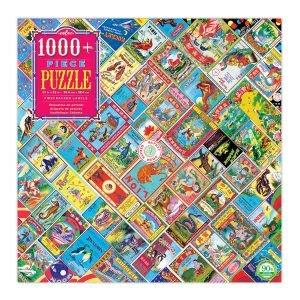 Firecrackers 1000 Piece Jigsaw Puzzle - eeBoo